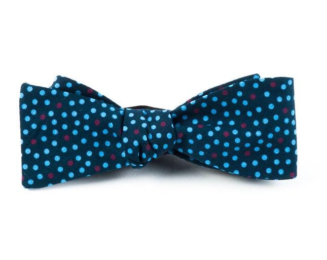The Nolan Navy Bow Tie