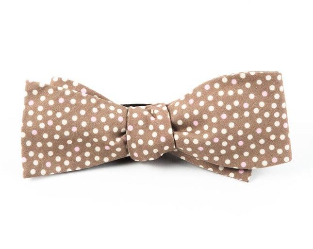 The Nolan Latte Bow Tie