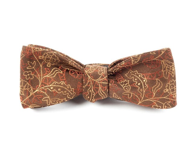 The Sullivan Street Chocolate Brown Bow Tie