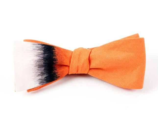 The Lizzy Caplan Tangerine Bow Tie