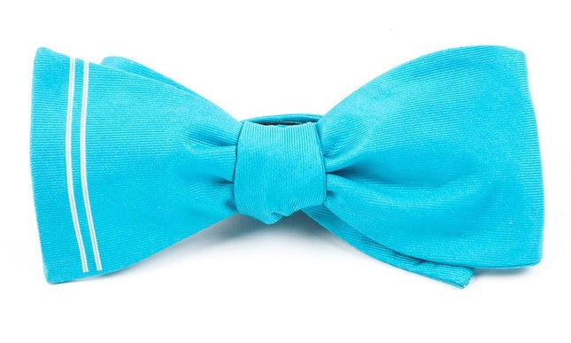 The Nantucket Blue Bow Tie