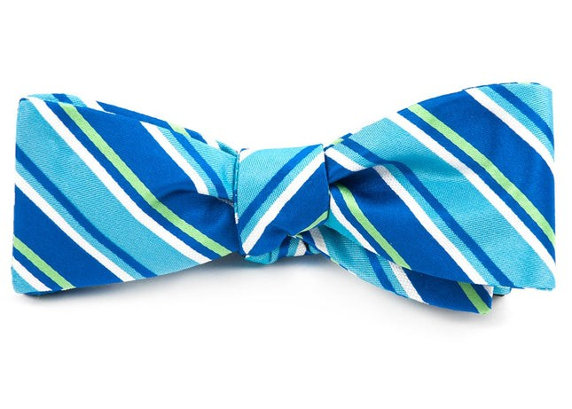 The Artista Royal Blue Bow Tie