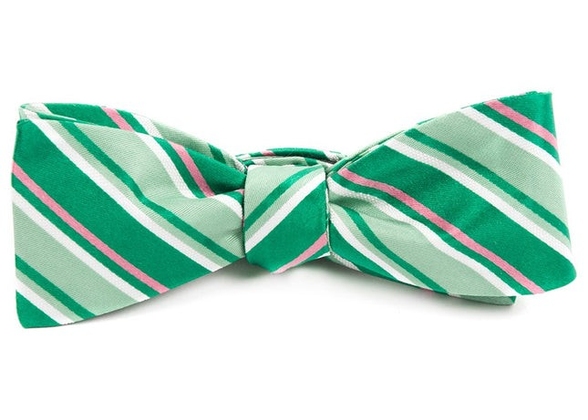 The Artista Kelly Green Bow Tie