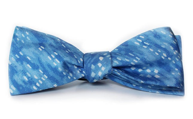 The Palace Light Blue Bow Tie