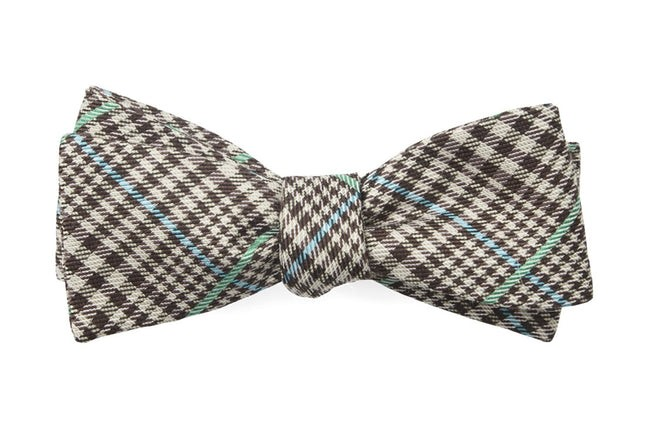 The Hoover Brown Bow Tie