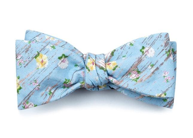 The Madison Light Blue Bow Tie