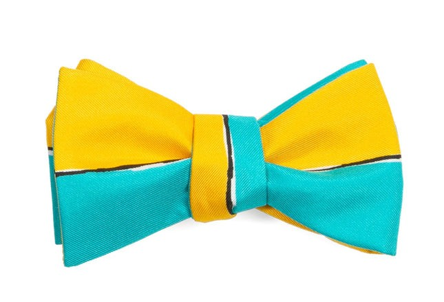 Dapper Darling Redux By Jacob Tobia Yellow Bow Tie