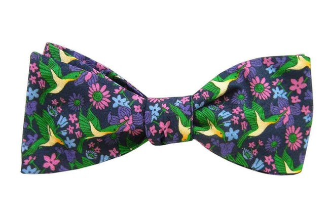 The Brittney Griner Blue Bow Tie