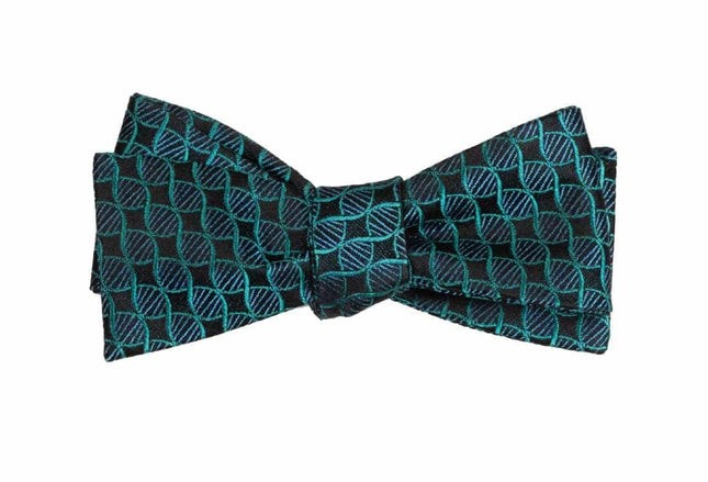 The Chris Kluwe Black Bow Tie