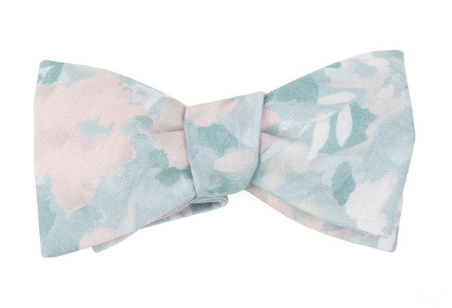 Mumu Weddings - Sage I Do Bow Tie