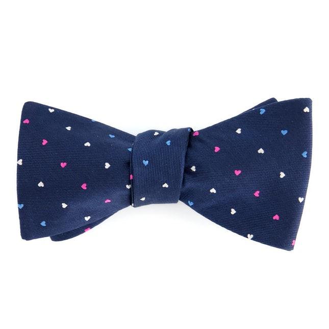 The True Ally Navy Bow Tie