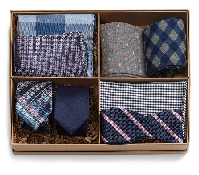 The Classic Navy Style Box Gift Set