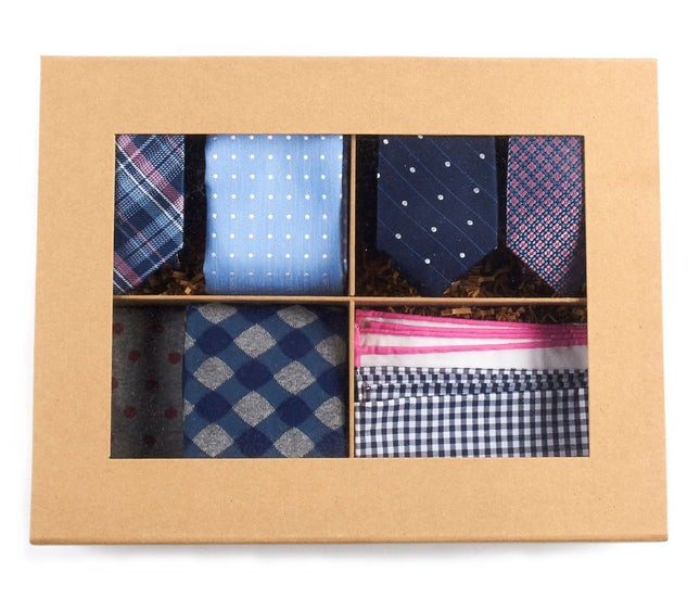 The Pink + Blues Style Box Gift Set