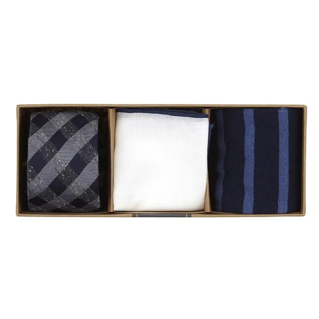 Deep Slate Blue Gift Set