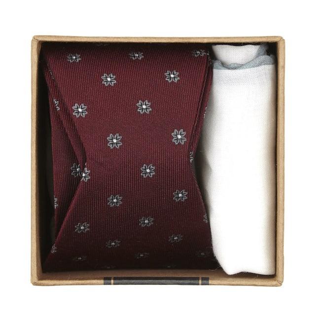 Burgundy Gift Set