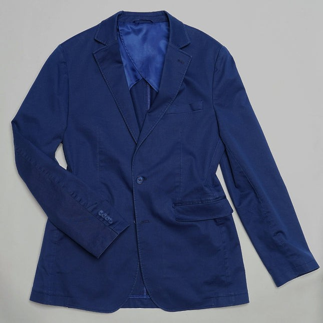 The Miracle Brilliant Blue Jacket