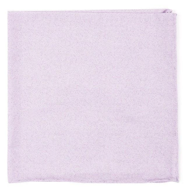 Cotton Tango Lavender Pocket Square