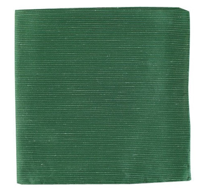 Fountain Solid Grass Pocket Square