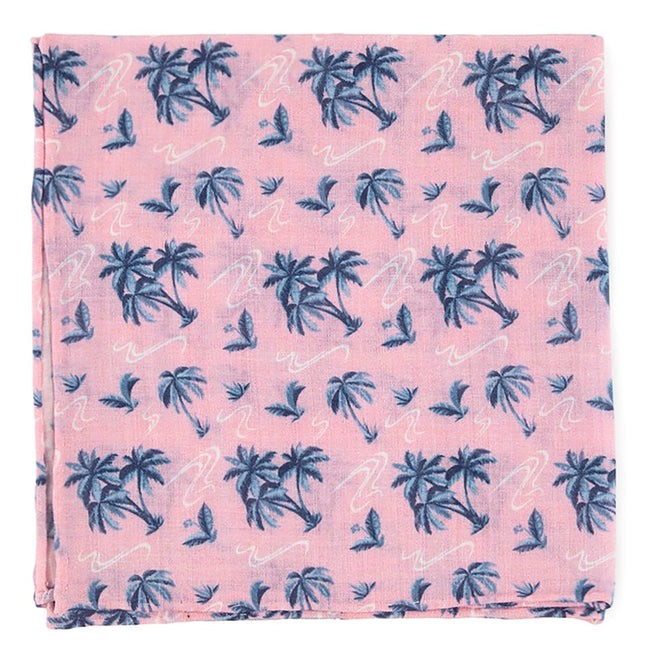 Bayside Baby Pink Pocket Square