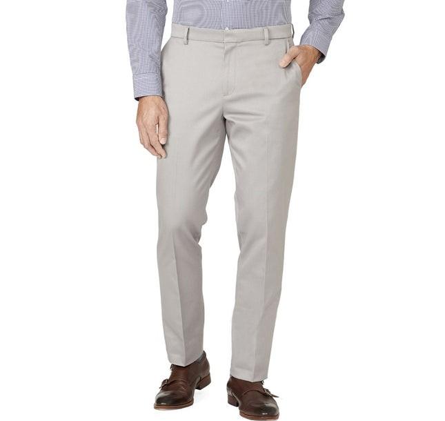 Stretch Cotton Granite Pants