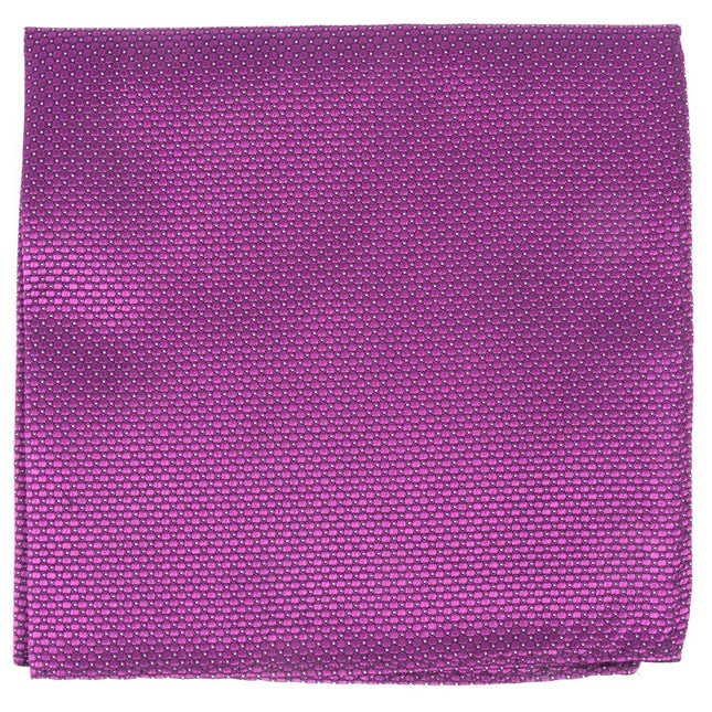 Pinpoint Azalea Pocket Square