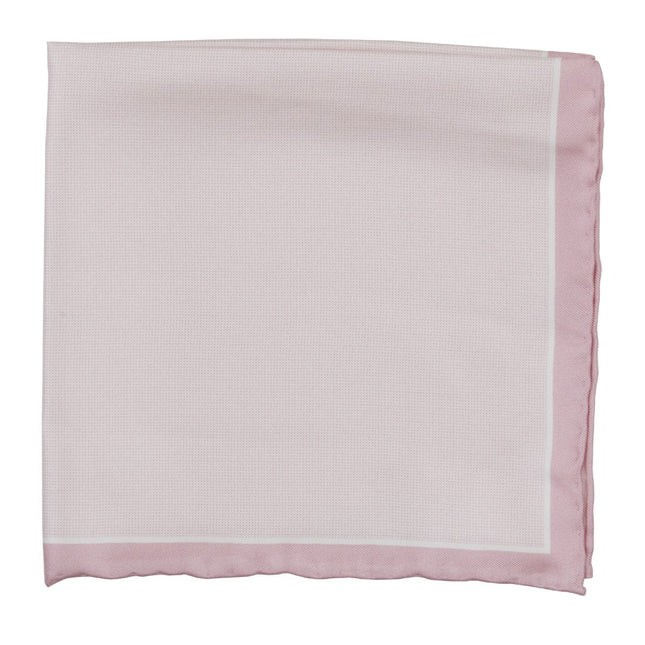 Watertown Point Pink Pocket Square