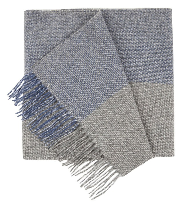 Ravenswood Stripe Blue Scarf
