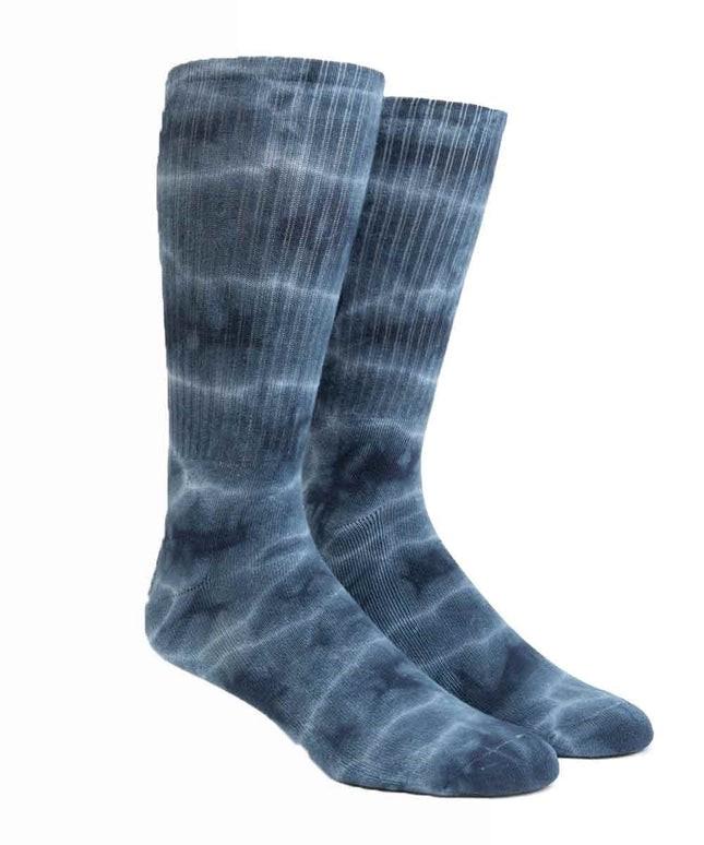 Day Dreamer Blue Dress Socks
