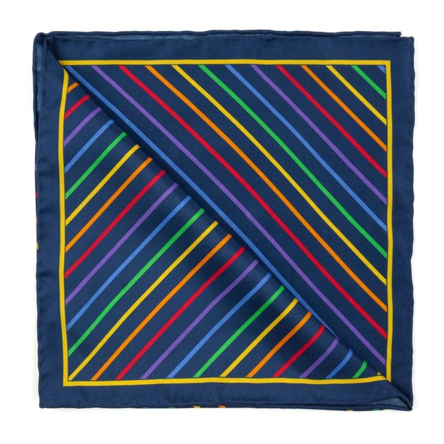 The Pride Navy Scarf