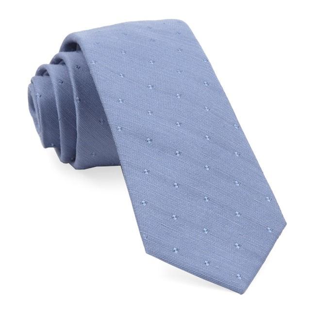 Beckett Geo Light Blue Tie