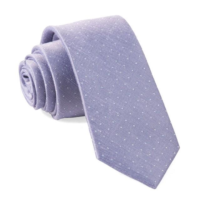Bhldn Destination Dots Lavender Tie