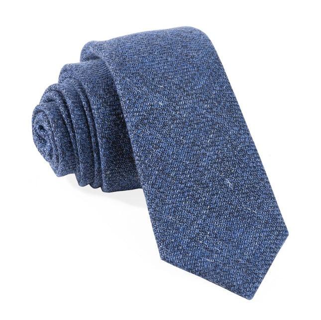 Barberis Azzurro Blue Tie