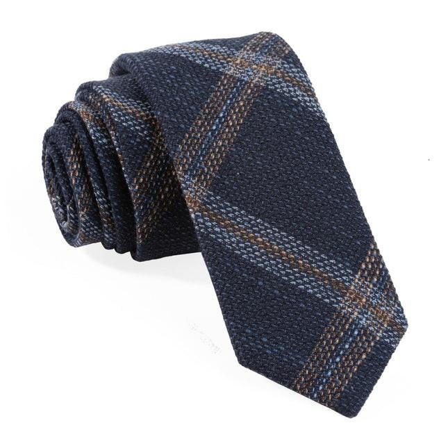 Barberis Capito Navy Tie