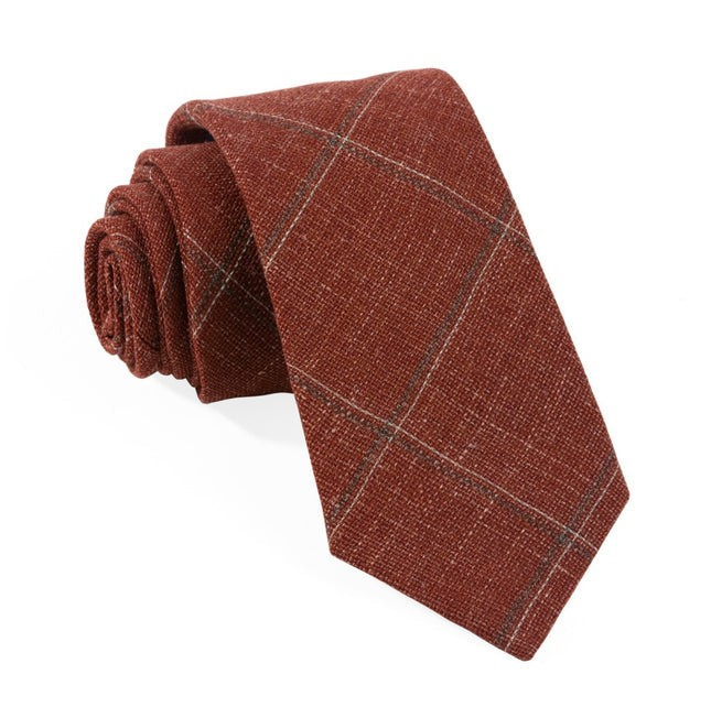 Barberis Grazie Red Tie
