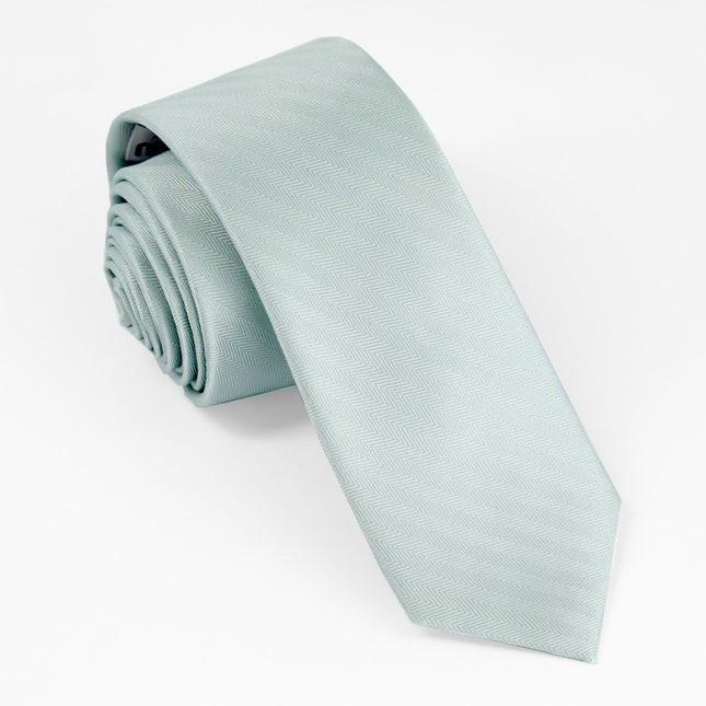 Mumu Weddings - Desert Solid Icy Blue Tie