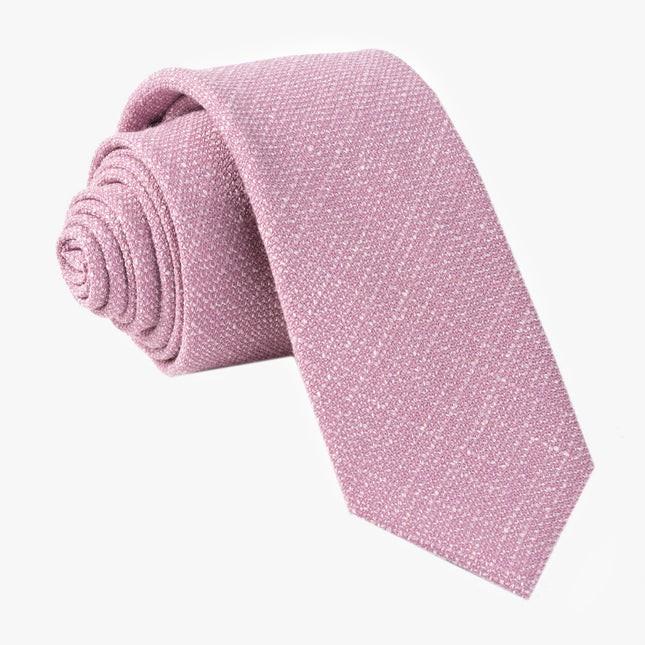 Barberis Solido Mauve Tie