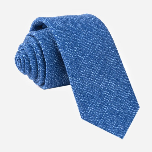 Barberis Solido Classic Blue Tie