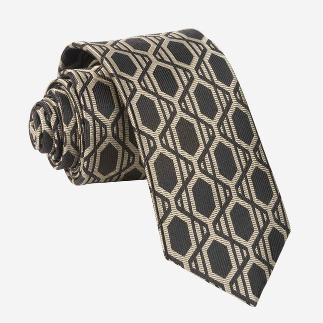 Art Deco Gems Black Tie