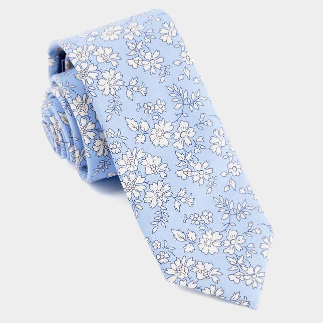 Liberty Capel Light Blue Tie
