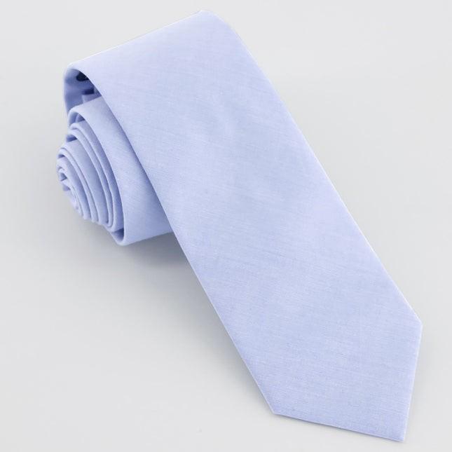 Sundown Solid Light Blue Tie
