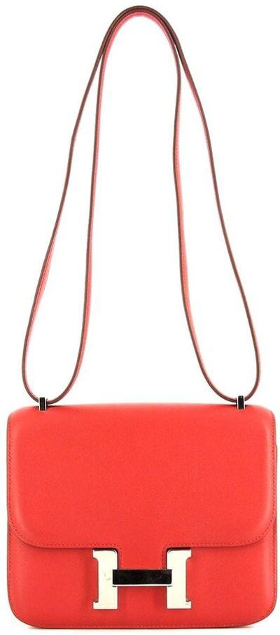 2012 pre-owned mini Constance shoulder bag