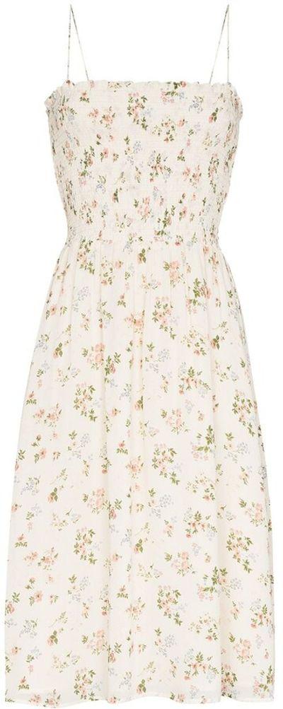 Sable smock dress