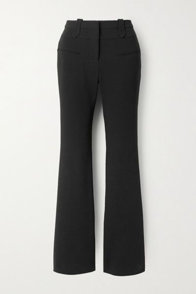 Serge Cady Bootcut Pants - Black