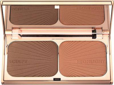Filmstar Bronze & Glow contour palette - Medium to Dark
