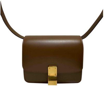 Classic Brown Leather Handbags