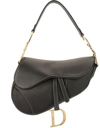Pre-Owned Saddle Bag