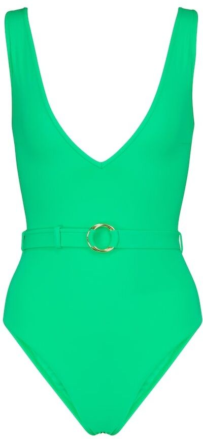 Belize belted swimsuit