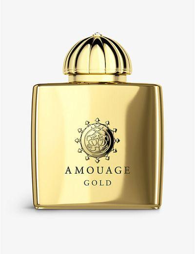 Gold Woman eau de parfum, Women's, Size: 100ml