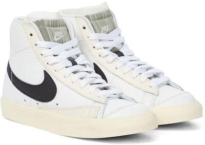 Blazer Mid '77 leather sneakers