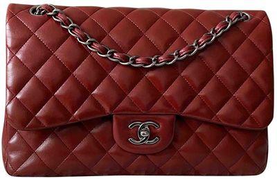 burgundy Leather Handbags